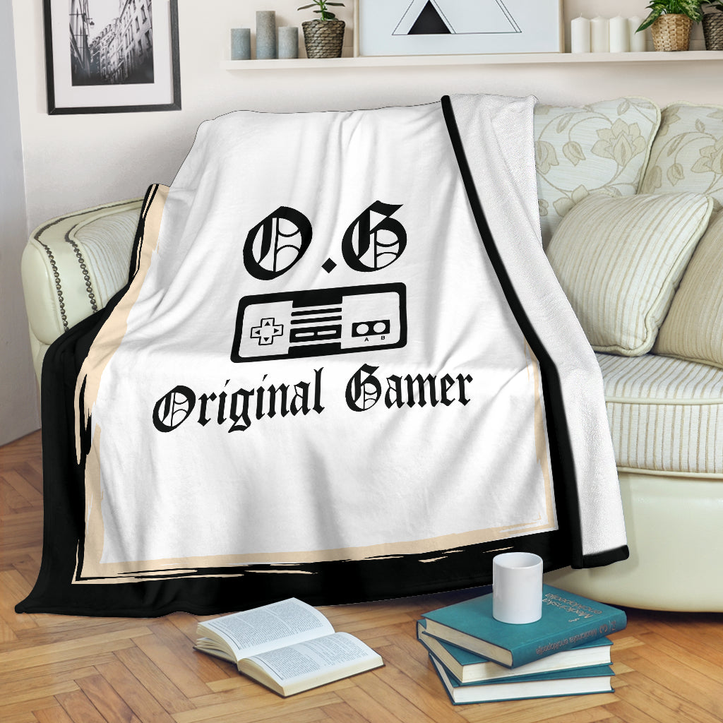 Original Gamer Premium Blanket