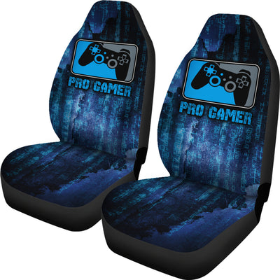 PS Pro Gamer Car Seat Covers (set of 2)