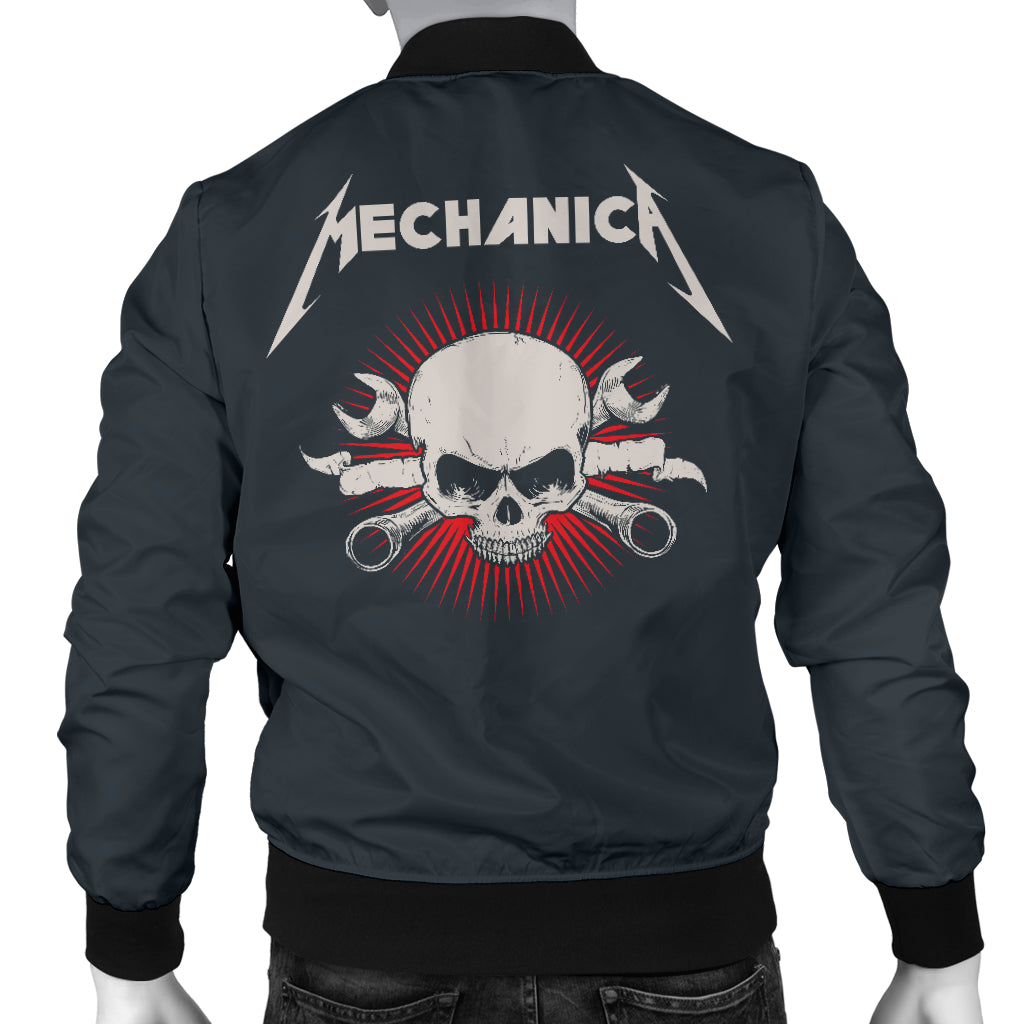 Mechanica Men's Bomber Jacket