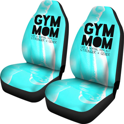 Gym Mom Car Seat Covers (set of 2)