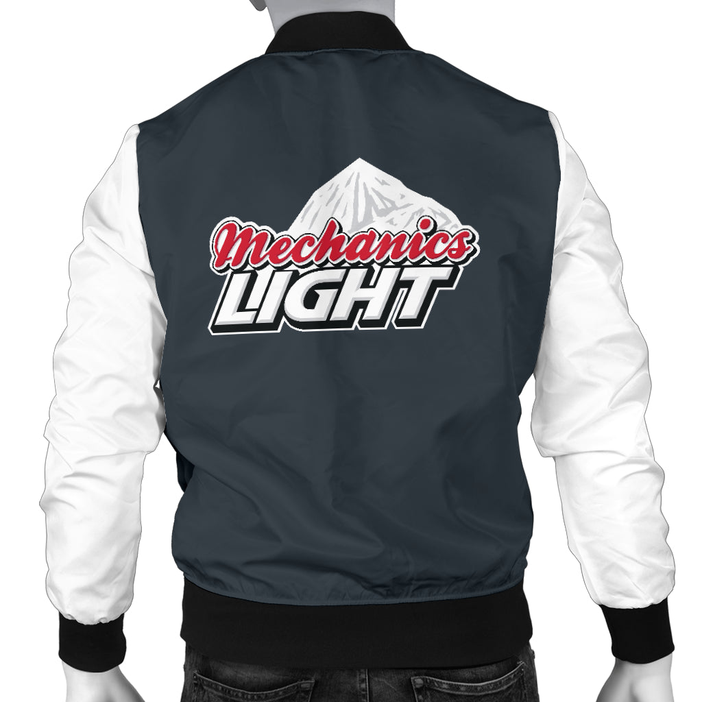 Mechanic's Light Men's Bomber Jacket