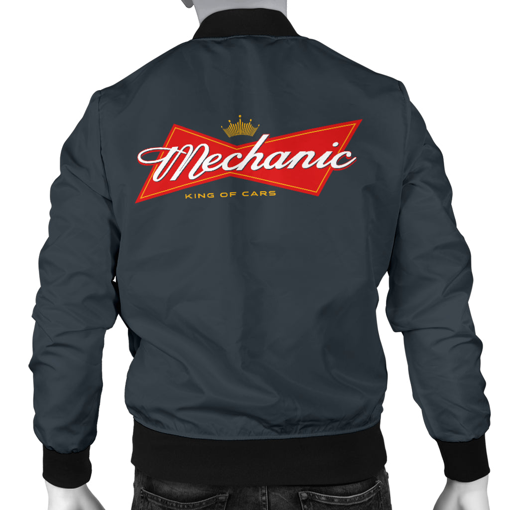 King of Cars Men's Bomber Jacket
