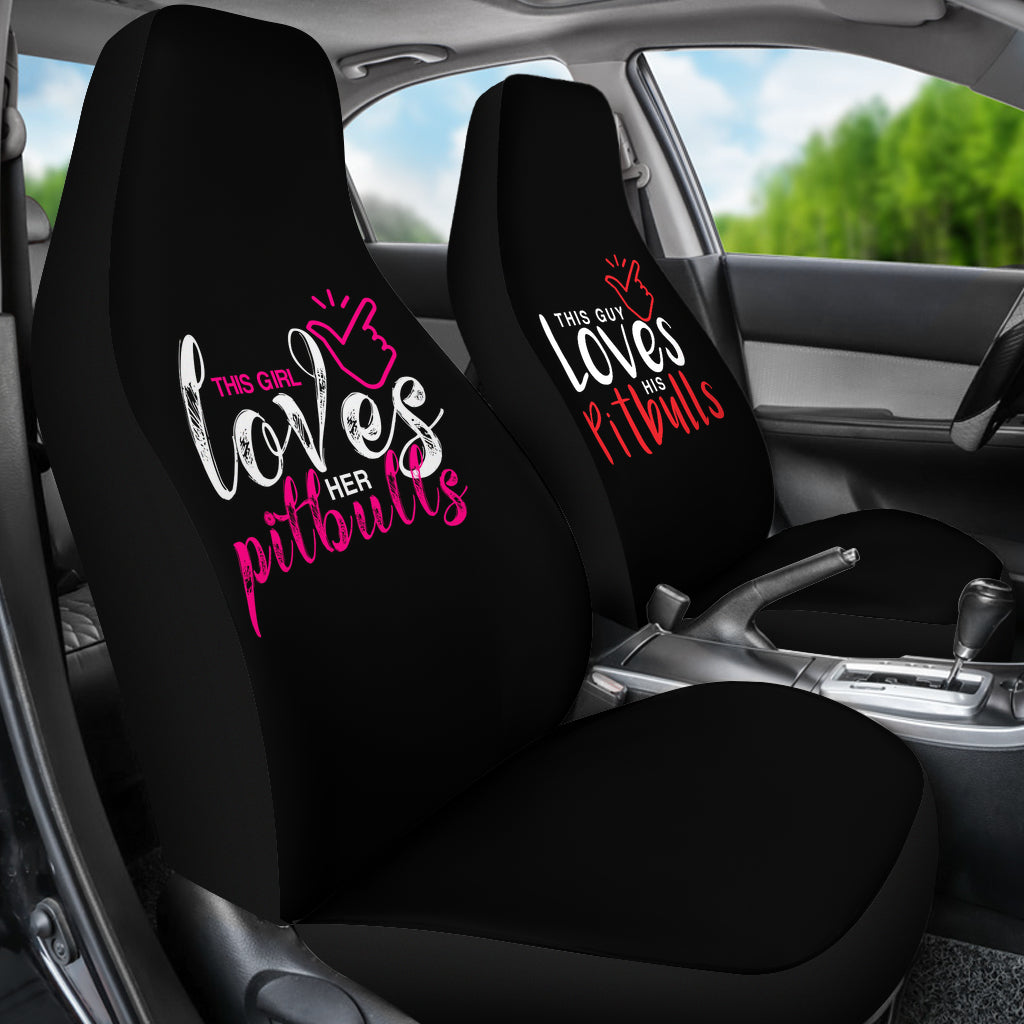 This Guy And Girl Car Seat Cover Kiwilou