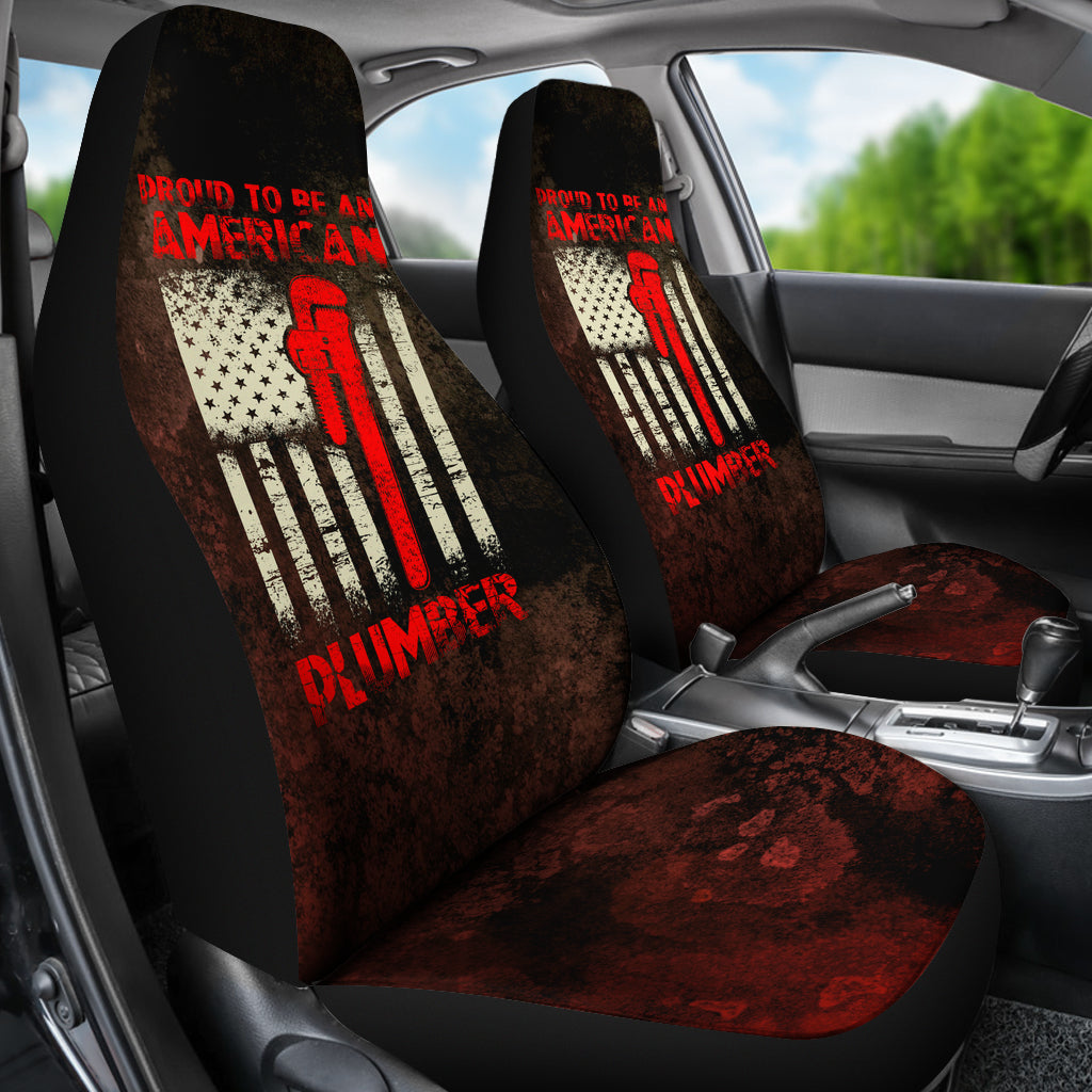 American Plumber Car Seat Covers