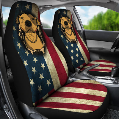 American Pitbull Seat Covers