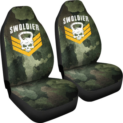 Swoldier Car Seat Covers (set of 2)