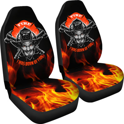 Fire Born Car Seat Covers (set of 2)