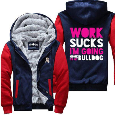 I Am Going Home To My Bulldog - Jacket