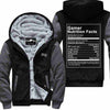 Gamer Nutrition Facts - Jacket