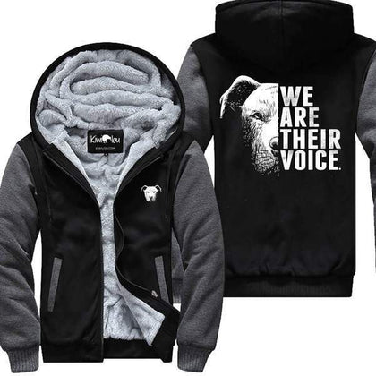 We are their Voice - Jacket