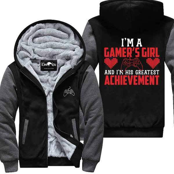 Gamer Girl's Achievement - Jacket