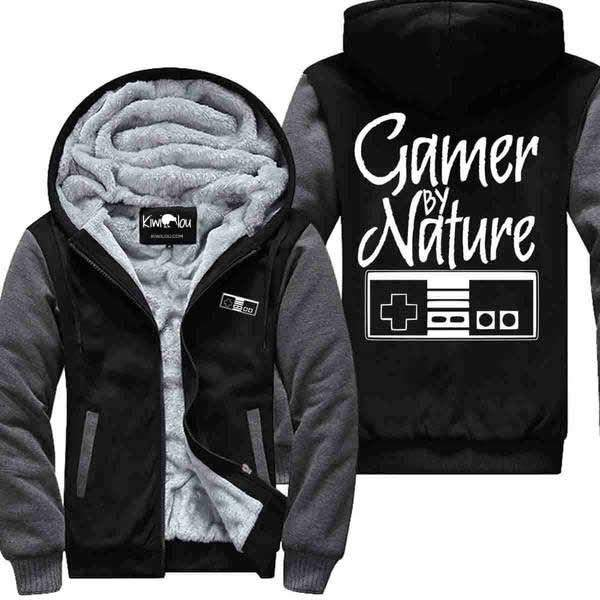 Gamer by Nature - Jacket