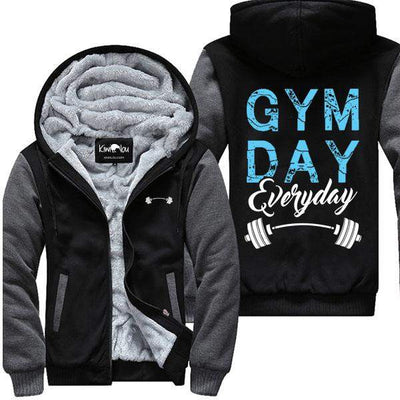 Gym Day Everyday - Jacket