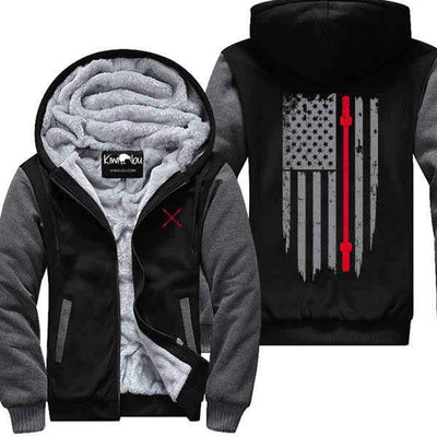 Gym - USA Flag Jacket