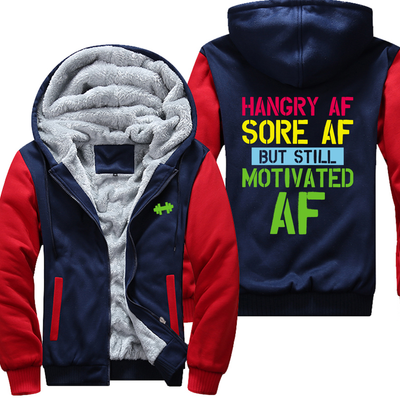 Still Motivated AF - Jacket