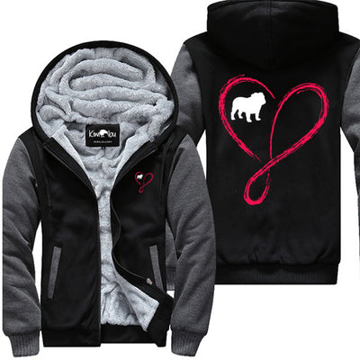 Heart and Infinity - Jacket