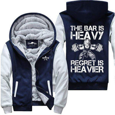 The Bar Is Heavy - Jacket