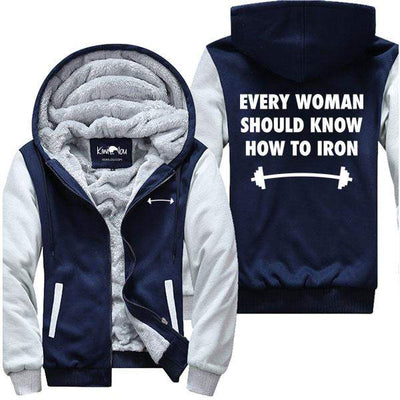 Every Woman Should Know - Fitness Jacket