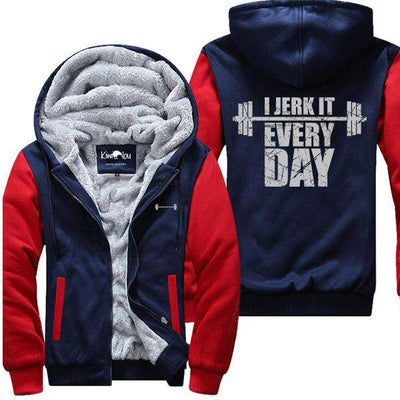 I Jerk It Everyday - Jacket