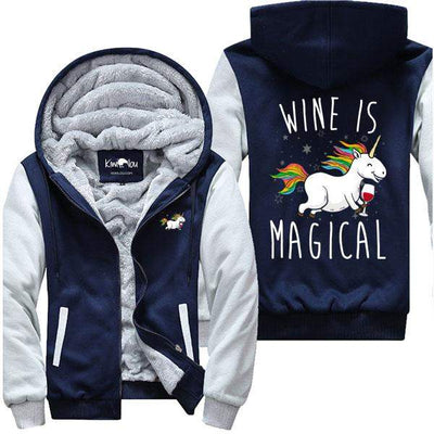 Wine Is Magical - Jacket