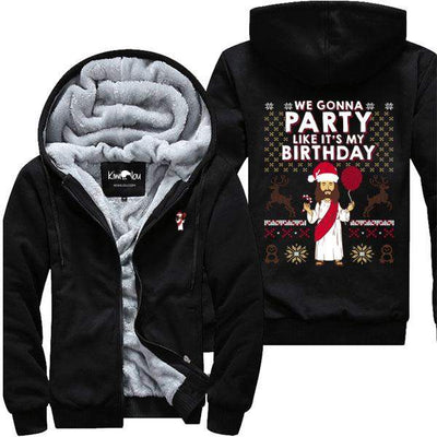 We Gonna Party Like It's My Birthday - Christmas Jacket