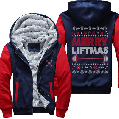 Merry Liftmas - Fitness Jacket