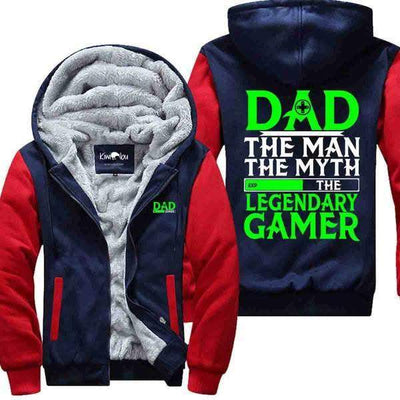 Legendary Gamer Dad - Jacket