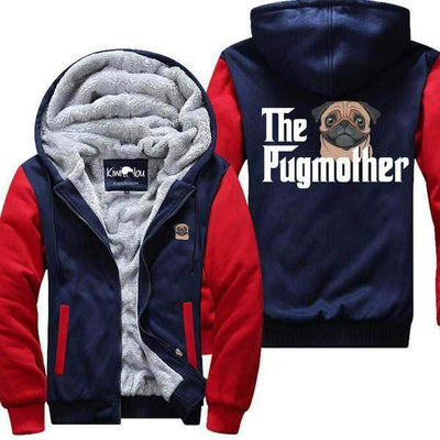 The Pugmother - Pug Jacket