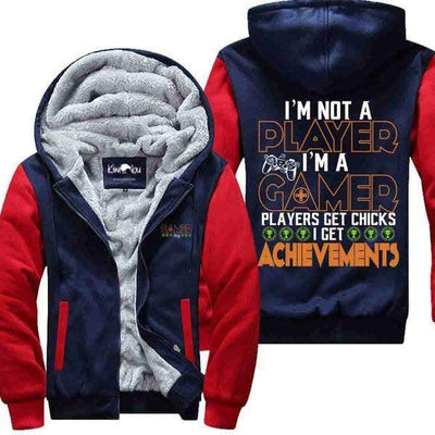 Gamer Achievements - Jacket