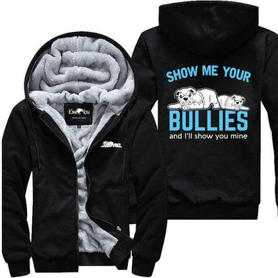 Show Me Your Bullies - Jacket
