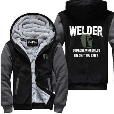 Someone Who Builds - Welder Jacket
