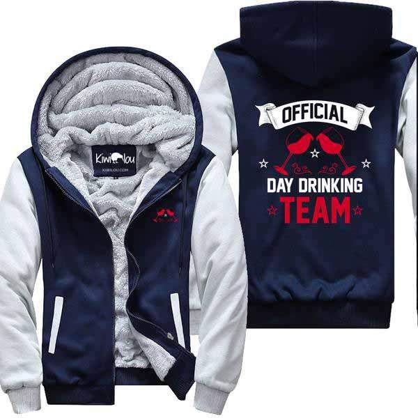 Official Day Drinking Team - Jacket