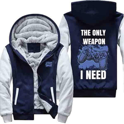 The Only Weapon I Need - Jacket
