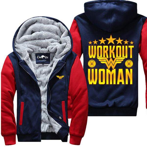 Workout Woman Jacket