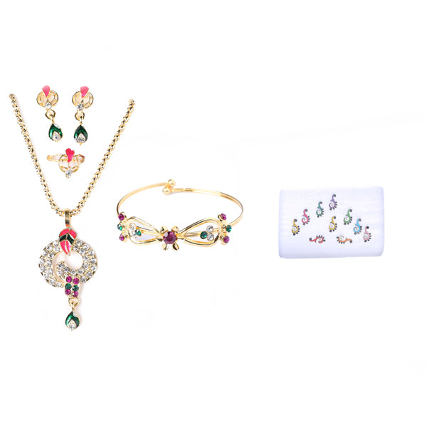 The99Jewel Beautiful Multicolor Jewellery Combo