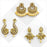 14Fashions Set Of 3 Earrings Combo