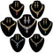 14Fashions Set of 7 Necklace Jewellery Combo