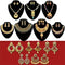 14Fashions Set of 12 Jewellery Combo
