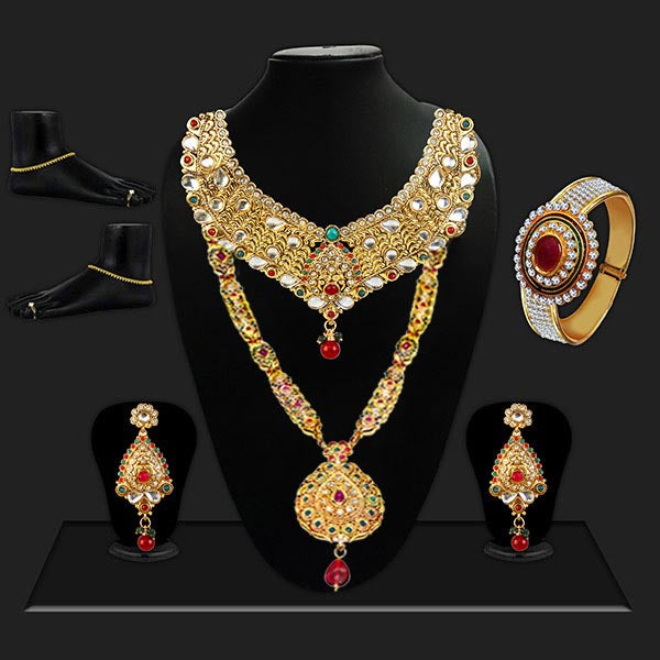 14Fashion Gold Plated Bridal Jewellery