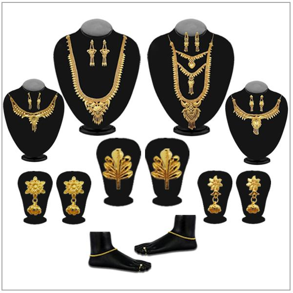14Fashions Forming Look Jewellery Combo