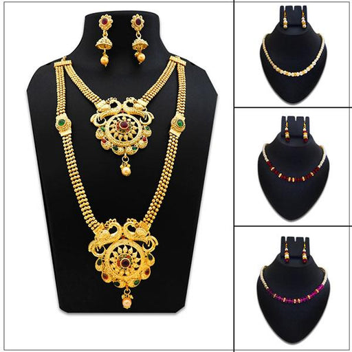 14Fashions 4 Necklace Combo - 1003602