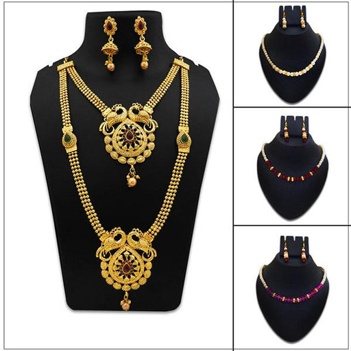 14Fashions 4 Necklace Combo - 1003603