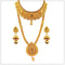 14Fashions Gold Plated Bridal Jewellery - 1003649-CL