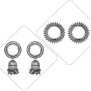 14Fashions Set of 2 Earrings Combo - 1003844