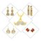 14Fashions Set of 5 Jewellery Combo - 1004029