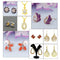 14Fashions Set of 10 Jewellery Combo - 1004034