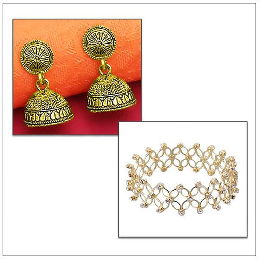 14Fashions Set of 2 Jewellery Combo - 1004045