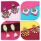 14Fashions Set of 4 Earrings Combo - 1004055