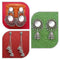 14Fashions Set of 3 Earrings Combo - 1004057