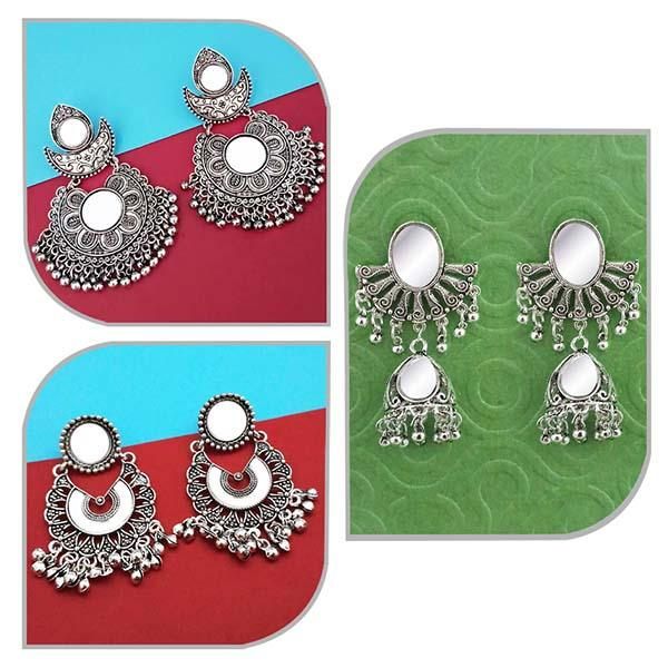 14Fashions Set of 3 Earrings Combo - 1004059